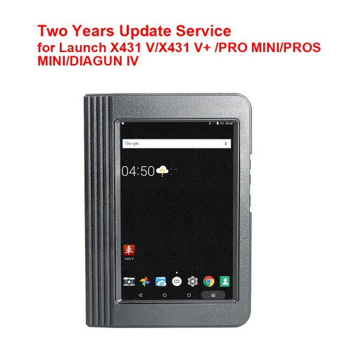 Two Years Update Service for Launch X431 V/X431 V+ /PRO MINI/PROS MINI/DIAGUN IV