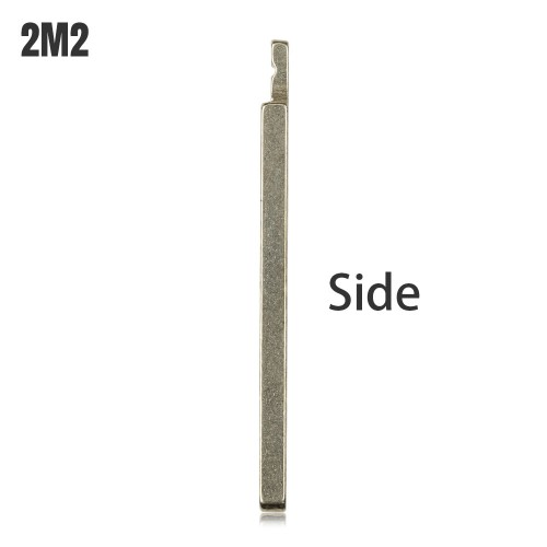 2M2 Magic Tank S Series Key Blade 20pcs/lot