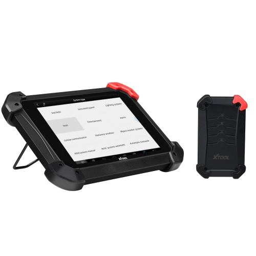 [UK/EU Ship]XTool PS90 Tablet DiagnosticTool with Oil Reset/EPB/BMS/SAS/DPF/TPMS Relearn and Key Immobilizer and Odometer Adjustment