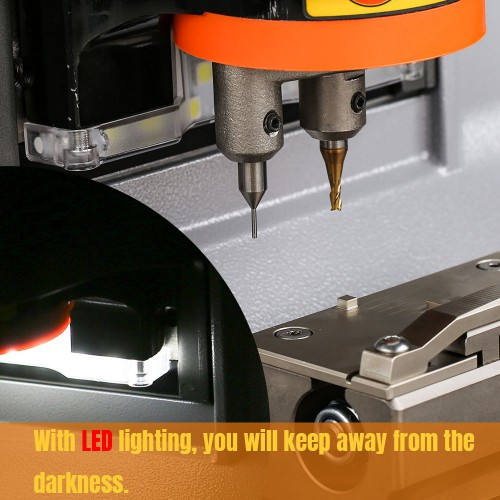[UK/EU Ship] Xhorse Condor XC MINI Plus Key Cutting Machine