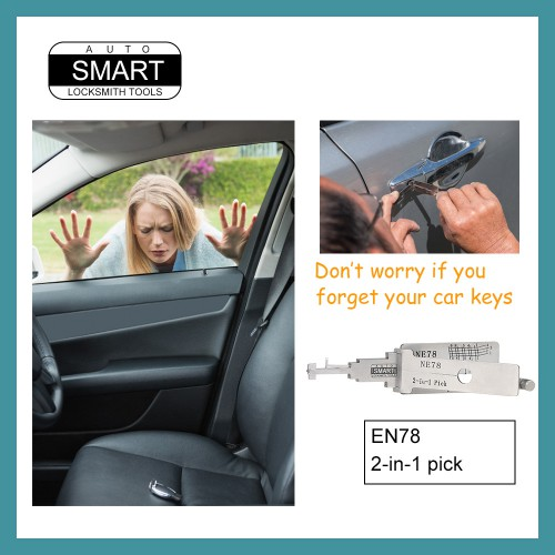 Smart NE78 2 in 1 Auto Pick and Decoder