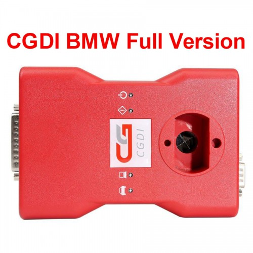 [Best Price][UK/EU Ship]CGDI BMW Key Programmer Full Version Total 24 Authorizations Get Free Reading 8 Foot Adapter and BMW OBD Cable