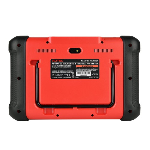 [UK Ship][Multi-Language] Original Autel MaxiCOM MK906BT Full System Diagnostic Tool with Bluetooth VCI Box Upgrade Version of MS906BT