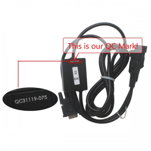 Doctor Diagnostic Cable for Linde With Software V2.017 (6Pin and 4Pin Connectors)