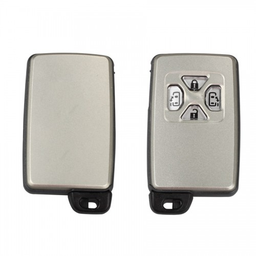 Smart Remote Key Shell 4 Button For Toyota 5pcs/lot
