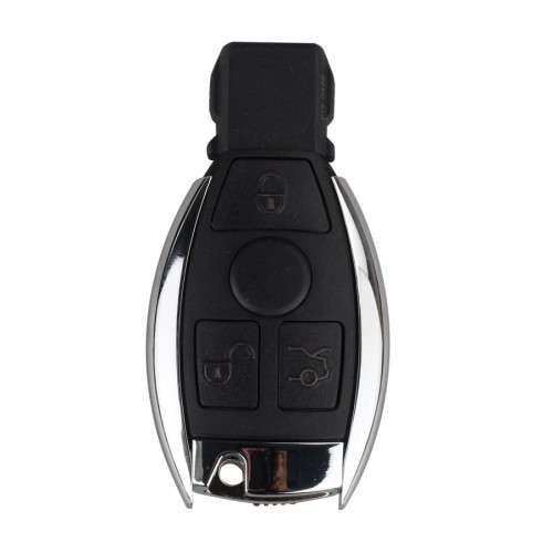 Updating Smart Key 3-Button 433MHZ for Benz