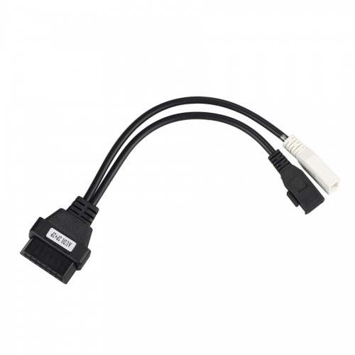 Audi 2x2 to OBD2 Adapter Cable