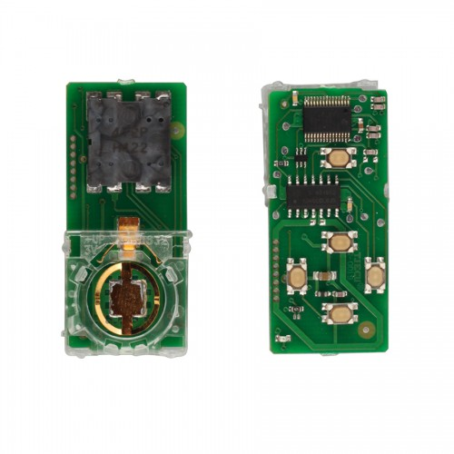Smart Card Board 5 Buttons 312MHZ For Toyota Number 271451-0780-JP