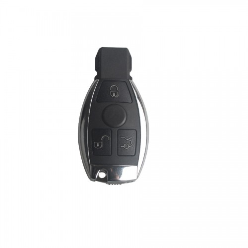 Remote Key Shell 3 Buttons 433 mhz for Mercedes-Benz Waterproof