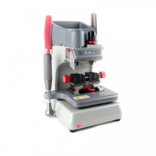 2017 JingJi L2 Multi-Functional Vertical Operation L2 Milling Key Cutting Machine 12 Shining Points