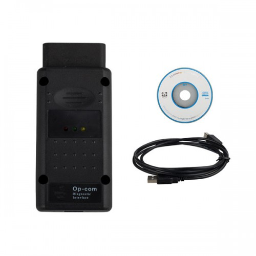 Opel Opcom V2014 OP-Com Fw V1.59 Can OBD2 Diagnostic Interface with PIC18F458 chip