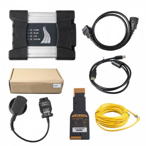 BMW ICOM NEXT A+B+C NEW GENERATION OF ICOM A2 without Software HDD