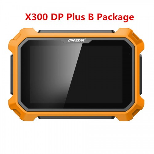 OBDSTAR X300 PAD2 X300 DP Plus B Package Immobilizer+Special Function +Mileage Correction