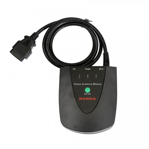 New Update HDS V3.102.004 HIM Diagnostic Tool for Honda with Double Board