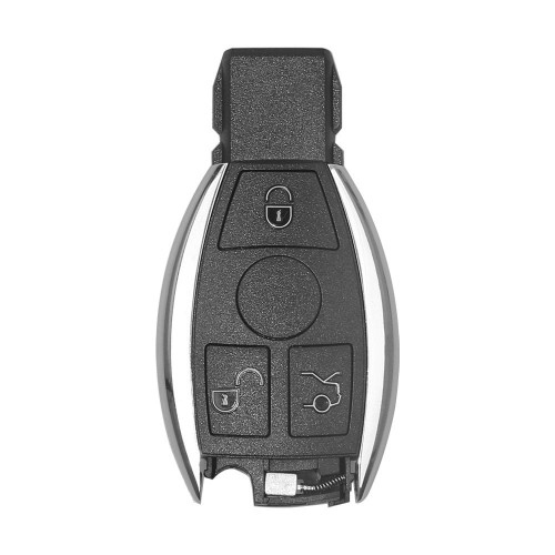 Original CGDI MB Be Key with Smart Key Shell 3 Button for Mercedes Benz Complete Key Package