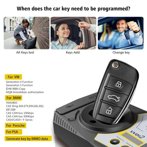 [Add to Cart £994][UK/EU Ship]Xhorse VVDI2 Full Version with VW/ Audi/ BMW/ Porsche Full 13 Software Activated