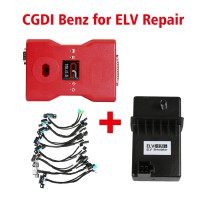 [UK Ship No Tax]CGDI MB Key Programmer + ELV Simulator + EIS/ELV Test Line Full Adapters for ELV Repair