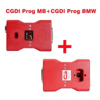 [UK Ship]CGDI Prog MB Plus CGDI Prog BMW Key Programmer with One Free Token and One Free Authorization