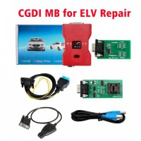 [UK Ship]CGDI Prog MB Benz Key Programmer with ELV Repair Adapter
