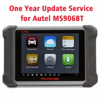 One Year Update Service for Original AUTEL MaxiSys MS906BT