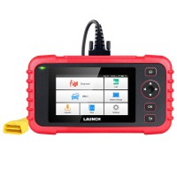LAUNCH CRP123X OBD2 Scanner Professional Automotive Code Reader for Engine Transmission ABS SRS Diagnostics