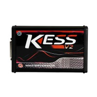 [Best Price]Online Version Kess V5.017 with Red PCB Support 140 Protocol No Token Limited