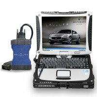 Maserati MDVCI Diagnosis System MDVCI System with Panasonic CF19 Completed Set