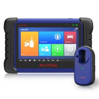[UK Ship]Original Autel MaxiIM IM508 Diagnostic & Immo Key prgrammer with Multi-language No IP Blocking