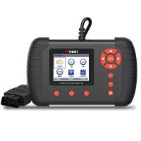 [UK Ship]VIDENT iLink400 Full System Single Make Scan Tool Perfect as Foxwell NT530 Support ABS/SRS/EPB//DPF Regeneration/Oil Reset