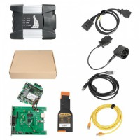 Latest V2020.8 BMW ICOM Next Wireless Diagnostic Tool plus Lenovo T410 Laptop Software Pre-installed Directly to Use
