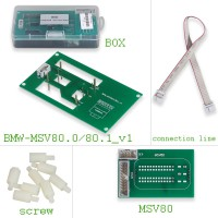 MSV80 ISN Integrated Interface Board Read/Write MSV80 ISN Work with Yanhua ACDP