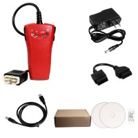 CAN Clip V195 and Consult 3 III Nissan Renault Diagnostic Tool 2 in 1
