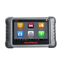 【UK Ship】Autel MaxiTPMS TS608 Complete TPMS & Full-System Service Tablet with 2 Years Free Update = TS601+MD802+MaxiCheck Pro