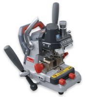 [UK Ship]Xhorse Dolphin XP007 Manual Key Cutting Machine for Laser, Dimple and Flat Key