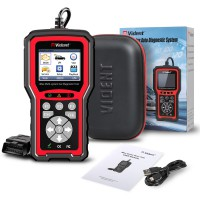 VIDENT iMax4301 VAWS OBD Diagnostic Service tool with 10 Special Functions