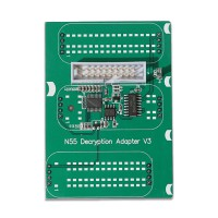 YANHUA Mini ACDP A51C BENCH Board+ Software License for BMW Module Programming Supports BMW N13, N20, N63, S63, N55, B38 DME