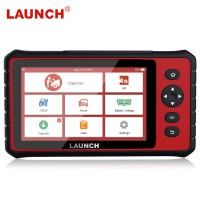 [UK Ship] Launch X431 CRP909 OBD2 All Makes All Systems Diagnostic Tool with 15 Special Reset Function
