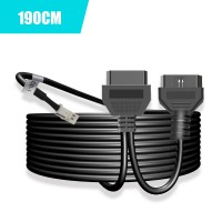 [UK Ship]Lonsdor JCD 2-in-1 Multifunctional Programming Cable for Jeep/Chrysler/Dodge/Fiat/Maserati Work with K518ISE