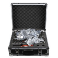 100% Original LISHI 2 in 1 Auto Pick and Decoder Locksmith Kit Including 77pcs