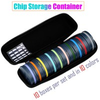 [UK Ship]2M2 Magic Tank Chip Storage Box 10pcs/Lot