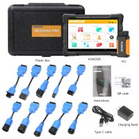 Humzor NexzDAS ND506 PLUS Commercial Vehicles Diesel Auto Full System Intelligent Diagnosis Tool