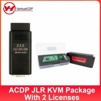 [UK Ship]Yanhua Mini ACDP Master with Module 9 Jaguar Land Rover Key Programming Support KVM from 2015-2018 Add Key & All Key Lost