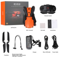 [UK Ship] Autel Robotics EVO II Drone 8K HDR Video Camera Drone Foldable Quadcopter Softbag Standard Bundle