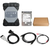 OEM Mercedes Benz C6 DoIP Xentry Diagnosis VCI Multiple with V2019.12 Software and Keygen Included