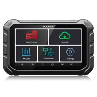 [EU Ship]GODIAG GD801 Key Programmer and Odometer Adjusment Tool with ABS EPB TPMS EEPROM Function get Free Godiag GT100