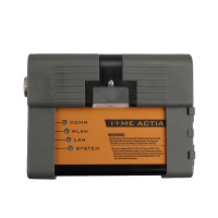 [UK Ship]ICOM A2+B+C Diagnostic and Programming Tool incl Optical Fiber for BMW without Software