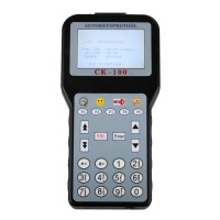 Latest CK-100 CK100 Auto Key Programmer Free Shipping