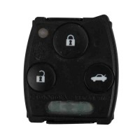 CRV Accord remote 433mhz ID46 3 button G8D For Honda( 2008-2012)