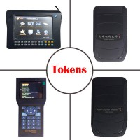 Buy 100tokens for Original Digimaster 3/CKM100/CKM200/ADM-300A