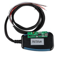 [UK Ship] High Quality Adblueobd2 Emulator 7-in-1 with Programing Adapter SingelsDay Sale
